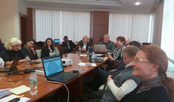 У Верховній Раді України відбувся тренінг «Критичне оцінювання інтернет-ресурсів і ЗМІ»